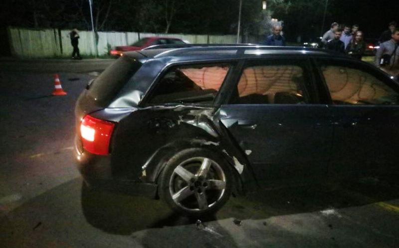 Мотоциклист с пассажиром получили тяжелые травмы в ДТП в Пинске