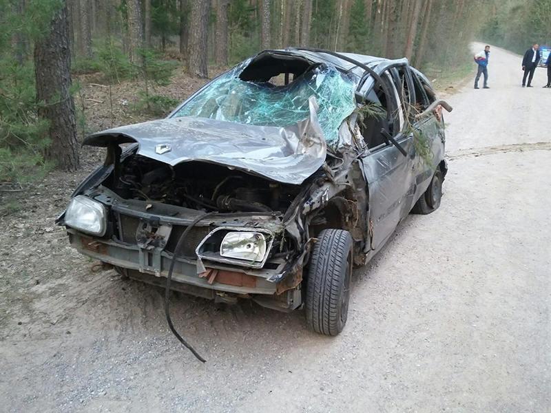 ДТП в Шумилинском районе: 3 человека пострадали