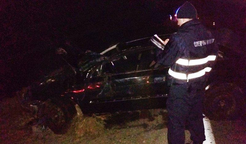 В ДТП в Полоцком районе погибли два человека