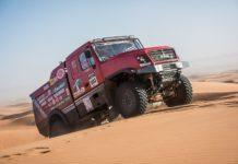 Сергей Вязович на ралли-рейде Morocco Desert Challenge