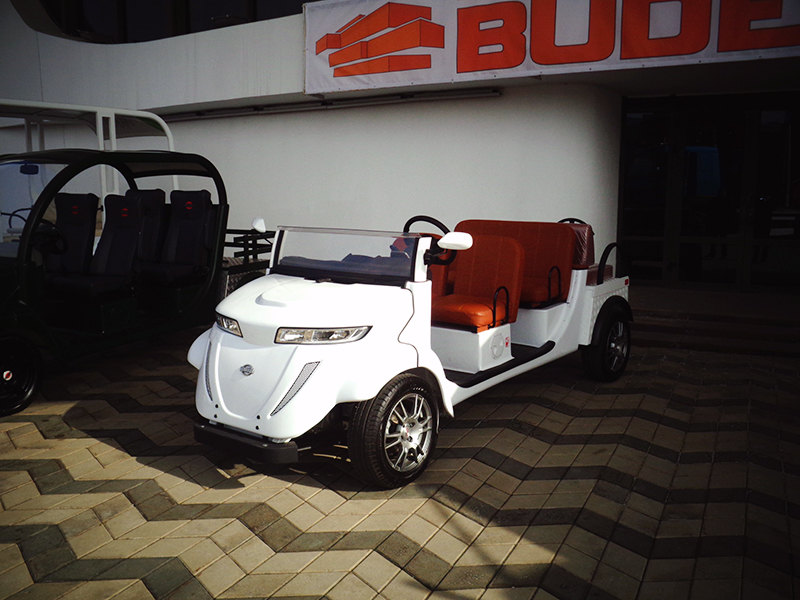 Элекап 5Е-TIGARBO 4+2 кабриолет на BUDEXPO-2019