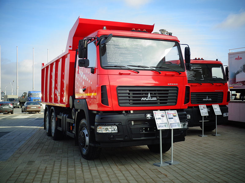 МАЗ-6501С9 на BUDEXPO-2019