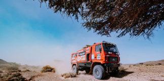 Третий этап ралли-рейда Morocco Desert Challenge