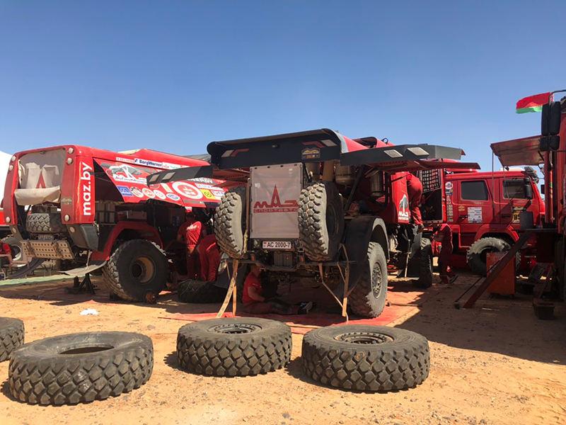ралли-рейд Morocco Desert Challenge