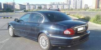 Житель Минска продал Jaguar Х-TYPE, принадлежащий другу