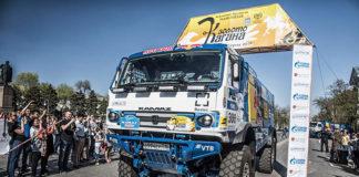 Эдуард Николаев выигрывает пролог ралли «Золото Кагана 2019»
