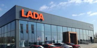 В Гродно открылся новый автоцентр LADA