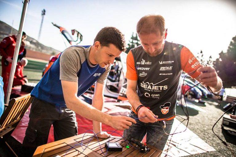 Лукьянюк готовится ко второму этапу чемпионата Европы по ралли