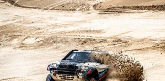 2019 Abu Dhabi Desert Challenge: Первый день позади