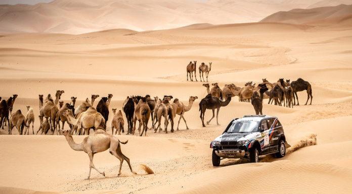 Abu Dhabi Desert Challenge - 2019