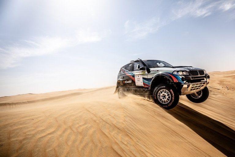 Abu Dhabi Desert Challenge - 2019: второй день гонки