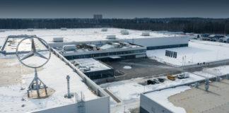 Mercedes-Benz открыл завод в России