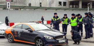 Водитель каршеринга спровоцировал погоню и ДТП, в котором погиб человек
