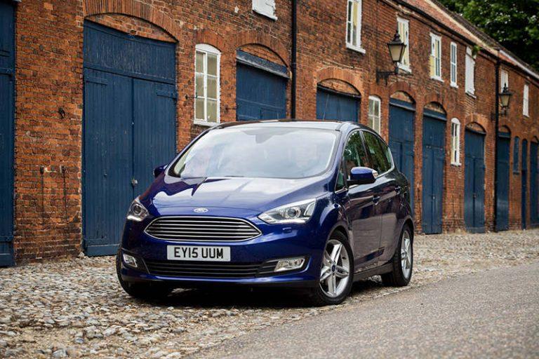 Ford снимает с производства C-Max и Grand C-Max