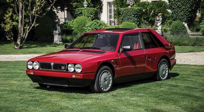 Старая Lancia, которая дороже нового Ferrari