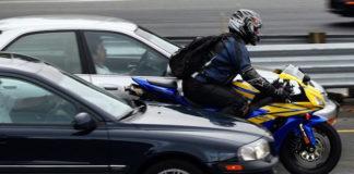 ГАИ призывает мотоциклистов соблюдать правила