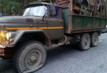 Погоня со стрельбой произошла в Гомельской области