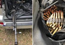 Преступников с пулеметом поймали возле дома Зеленского