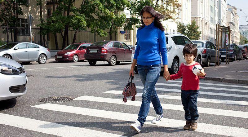 Стартует акция ГАИ «Пешеход»