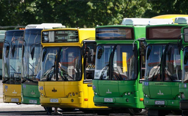 ГАИ проводит акцию по контролю перевозки пассажиров
