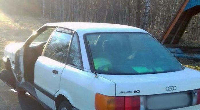 Два друга подростка за вечер угнали два автомобиля