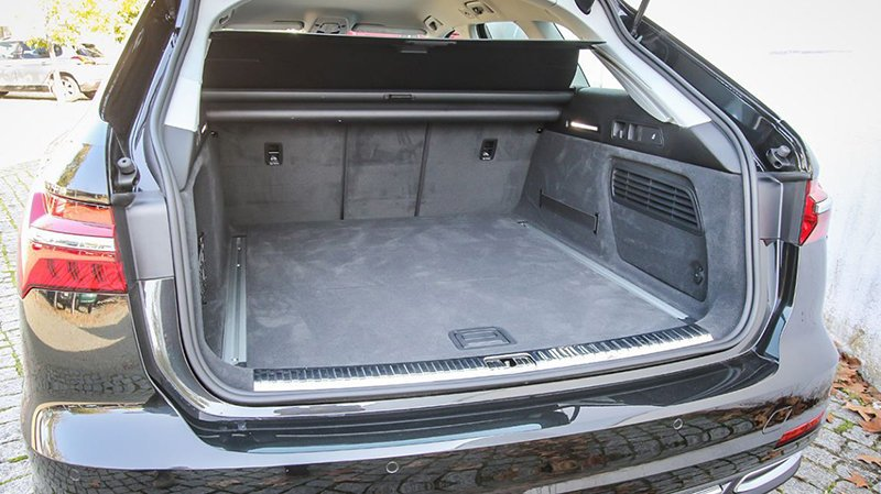 Багажник Audi A6 Avant