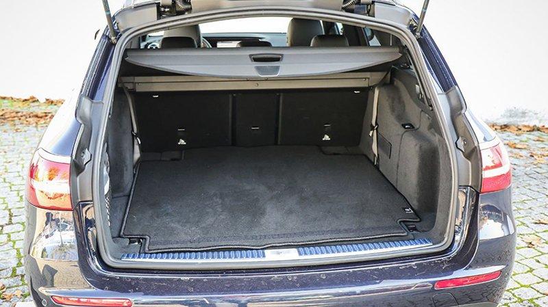Багажник Mercedes-Benz E Station