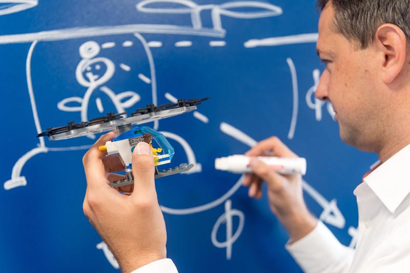 Технология Bosch научит автомобили летать