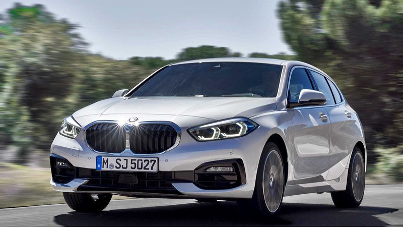 Новый BMW 1-серии
