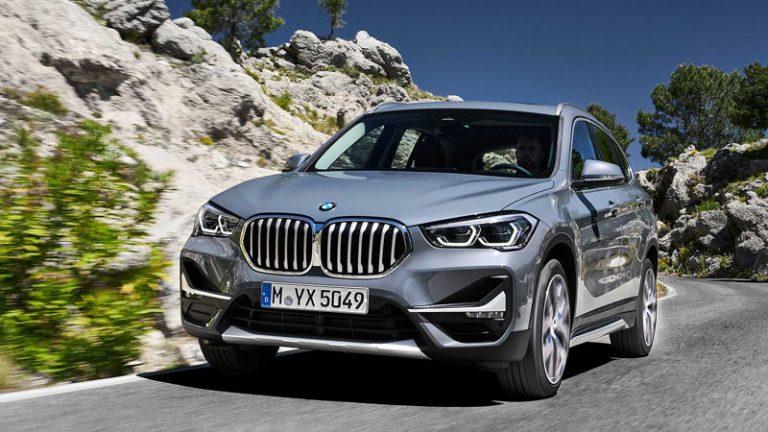 BMW X1: рестайлинг и гибридный двигатель