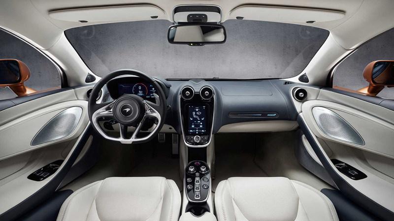 McLaren GT (Gran Turismo)