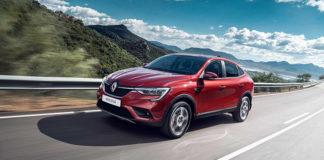 Renault Arkana отметил дебют