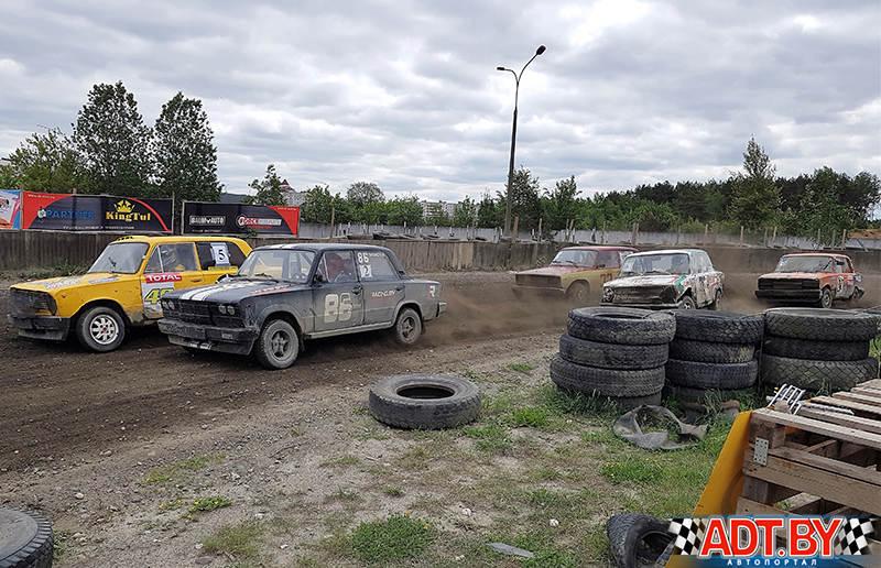 5-ый этап чемпионата Беларуси по треку