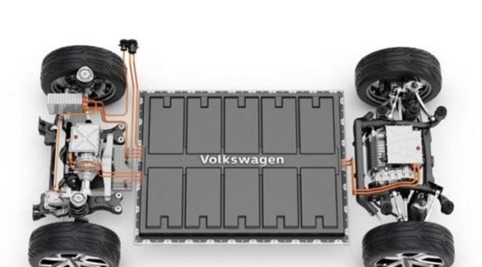 Aккумуляторы Volkswagen cмогут работать всю жизнь электромобиля