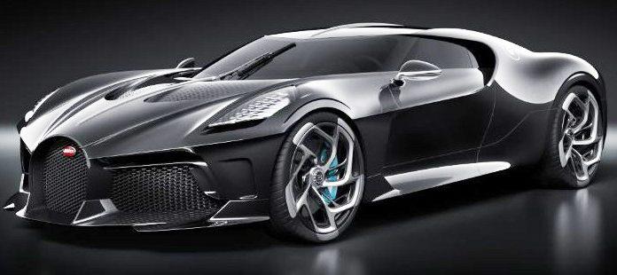 Криштиану Роналду купил самый дорогой в мире автомобиль