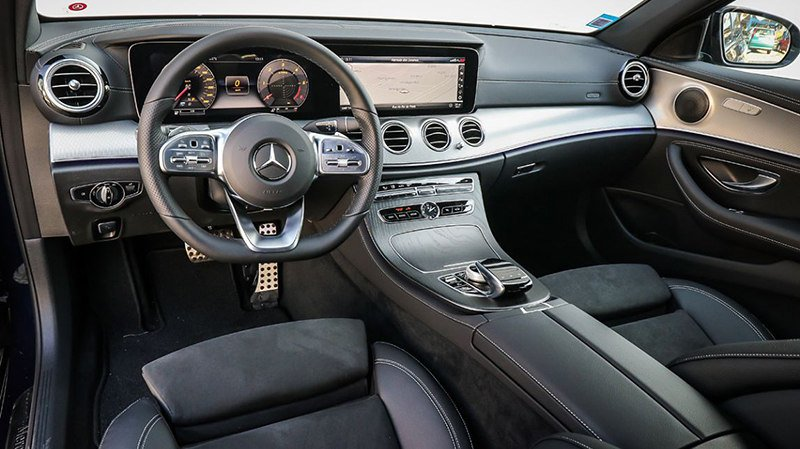 Mercedes-Benz E Station
