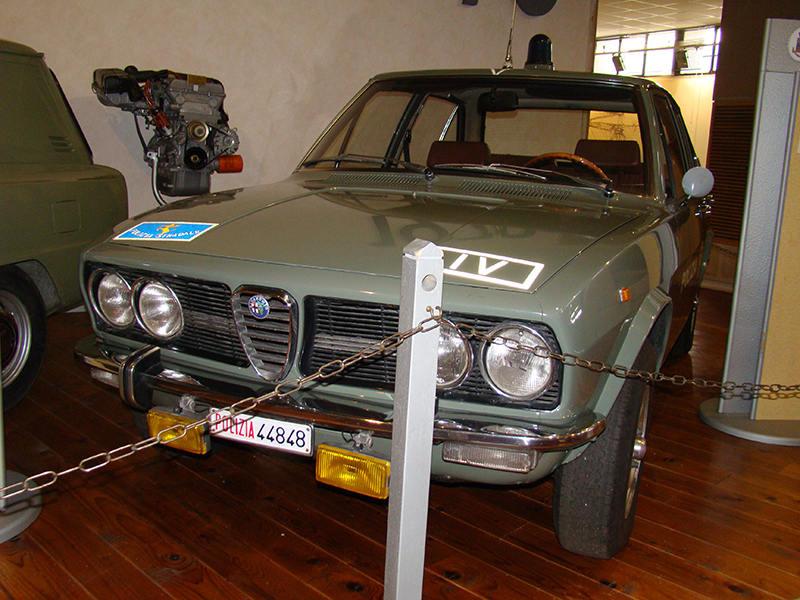 Alfa Romeo Alfetta 1800