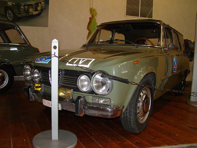 Alfa Romeo Giulia Super 1600