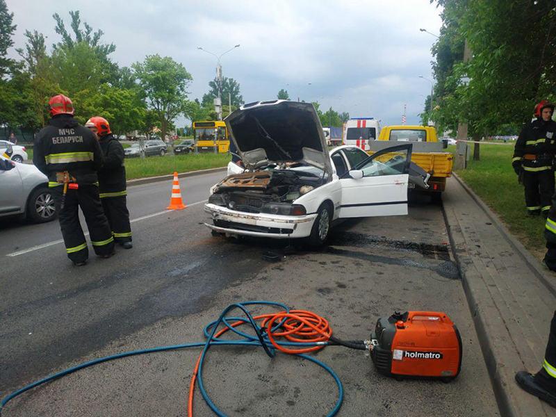 В результате ДТП на ул. Селицкого погибли два человека