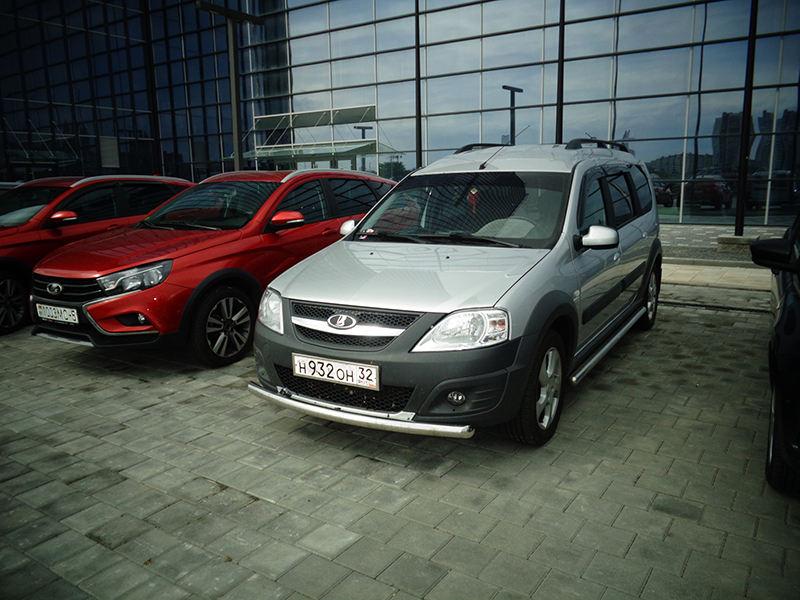 Автомобиль из России