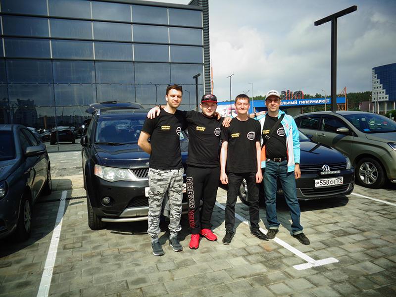 Сотрудники Autogen Motors из Санкт-Петербурга