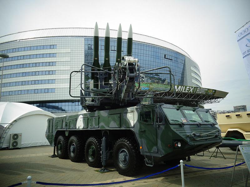 Пусковая заряжающая установка 9А319К