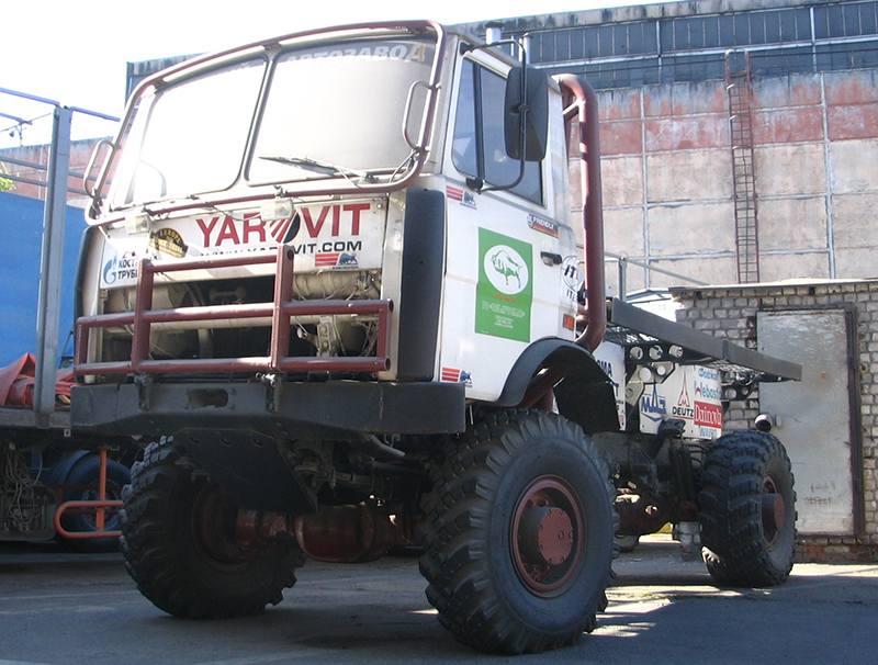 "Спортивный грузовик БСО ""МАЗ-ЯРОВИТ"" МАЗ-531639"