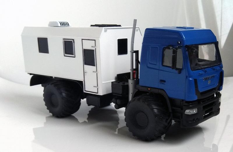 Копийная модель автомобиля Ямал