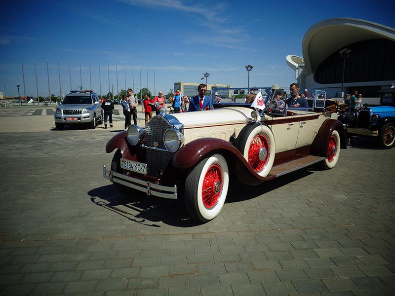 Packard 640 Dual Cowl Phaeton