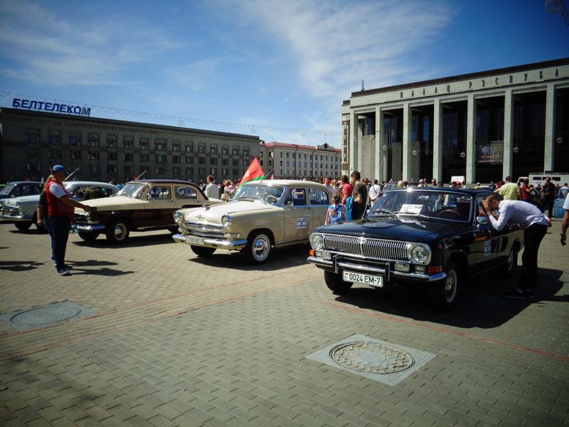 """""""Ретро-Минск-2019"""""""