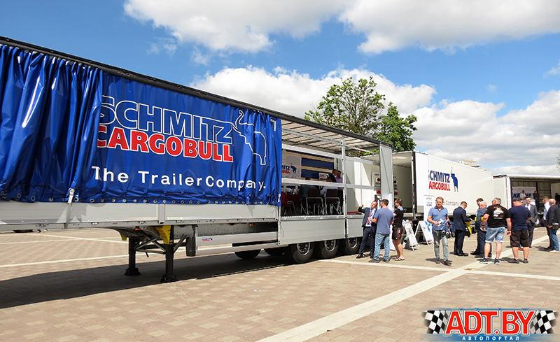 Лидер рынка в Беларуси- представительство Schmitz Cargobull AG