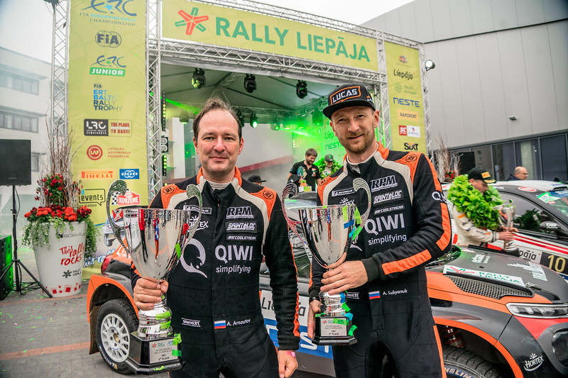 Чемпионат Европы по ралли: дебют и победа Солберга