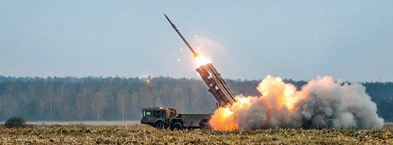 Ракетный комплекс В-300РК «Полонез-М»