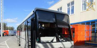 автобусный поток